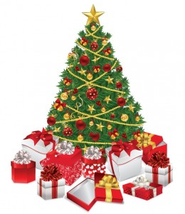 Christmas-Tree-With-Presents-And-Lights-08